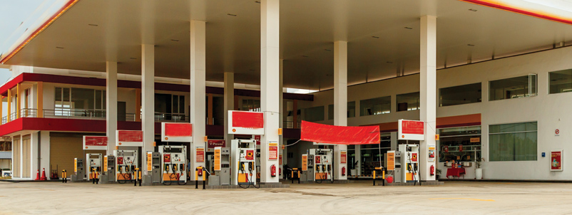 GAS Filling Station